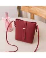 KW80525 CASUAL SLING BAG RED