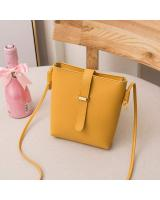 KW80525 CASUAL SLING BAG YELLOW