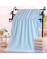 KW80528 SOFT BATH TOWEL BLUE