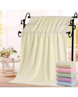 KW80528 SOFT BATH TOWEL YELLOW