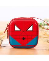 KW80650 CUTE EARPHONES BAG SPIDERMAN