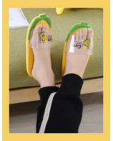 QA-730 KIDS LITTLE CORN SANDAL YELLOW