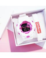 KW80705 CASUAL WOMEN'S WATCHES WHITE PINK