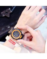 KW80709 BASIC WATCHES ORANGE