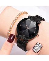 KW80719 STYLISH CASUAL WATCHES BLACK