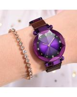 KW80719 STYLISH CASUAL WATCHES PURPLE