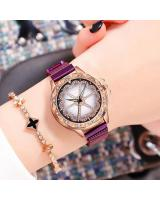 KW80720 TRENDY WATCHES PURPLE