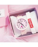 KW80721 CUTE WOMEN'S WATCHES PINK