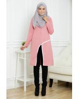 SW5316 MATERNITY FASHION BLOUSE PINK