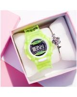 KW80727 CASUAL UNISEX WATCHES GREEN
