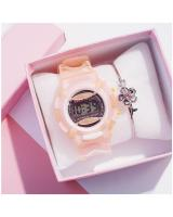 KW80727 CASUAL UNISEX WATCHES ORANGE