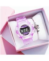 KW80727 CASUAL UNISEX WATCHES PURPLE