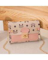 KW80728 TRENDY FASHION BAG PINK