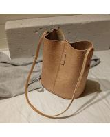 KW80778 Casual Bucket Bags Light Brown