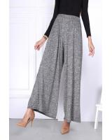 QA-801 WIDE LEG PANTS GREY