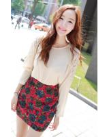 BM71326 Korean Stylish Top As Picture