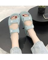 QA-803 CASUAL SANDALS  BLUE