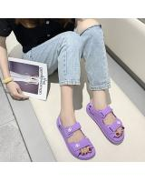 QA-803 CASUAL SANDALS PURPLE
