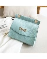 KW80869 Ribbon Sling Bag Blue