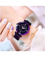 KW80902 Magnetic Women's Watches Purple