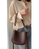 KW80903 Women's Handbag Dark Brown