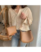 KW80903 Women's Handbag Light Brown