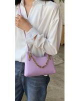 KW80905 Chain Sling Handbag Purple