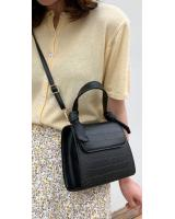 KW80906 Casual Knot Sling Bag Black