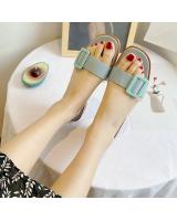 QA-836 CASUAL SANDALS BLUE