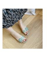 QA-836 CASUAL SANDALS GREEN
