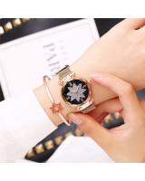 KW80912 Magnetic Women's Watches Rose Gold