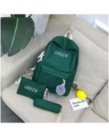 KW80945 Bundle Color Backpack Green
