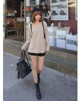 BM71455 Casual Hoodie Top As Picture