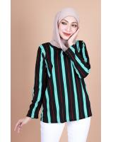 QA-875 - Fashion Long Sleeve Blouse 01