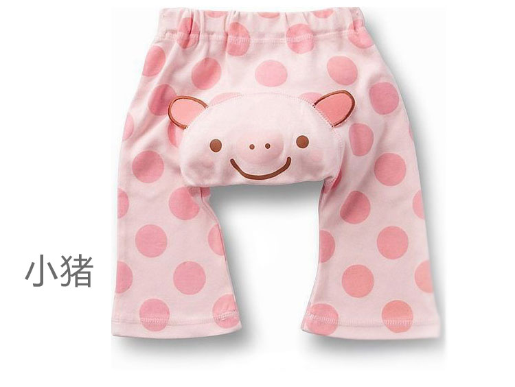 WB1043 Cute Baby Pant As Picture