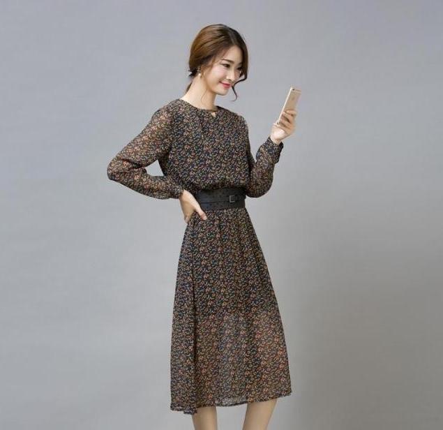 WD6571 Classic Dress Blue