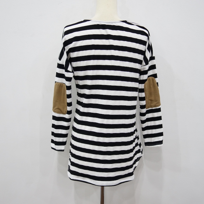 WT6806 Stripe Top As Picture