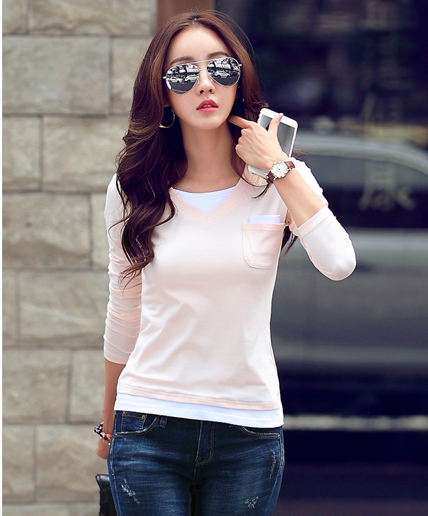 WT6887 Stylish Top Pink