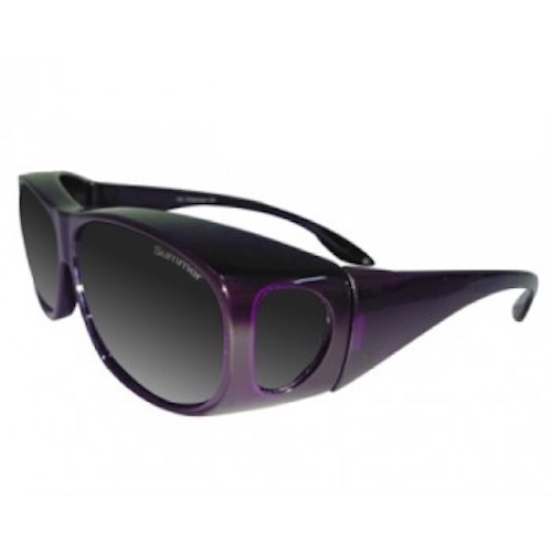 RV008 Summer FitOver Polarized Sunglasses Purple