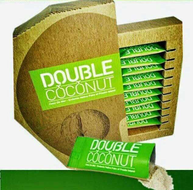 A003 DOUBLE COCONUT